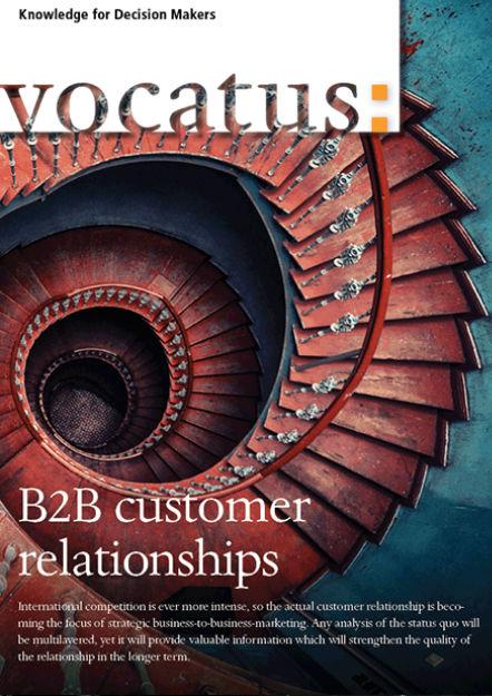 Wissen für Entscheider - B2B customer relationships - Vocatus - Preisstrategie, Vertriebsoptimierung, Behavioral Economics