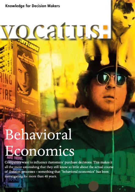 Wissen für Entscheider - Behavioral Economics - Preisstrategie, Vertriebsoptimierung, Behavioral Economics