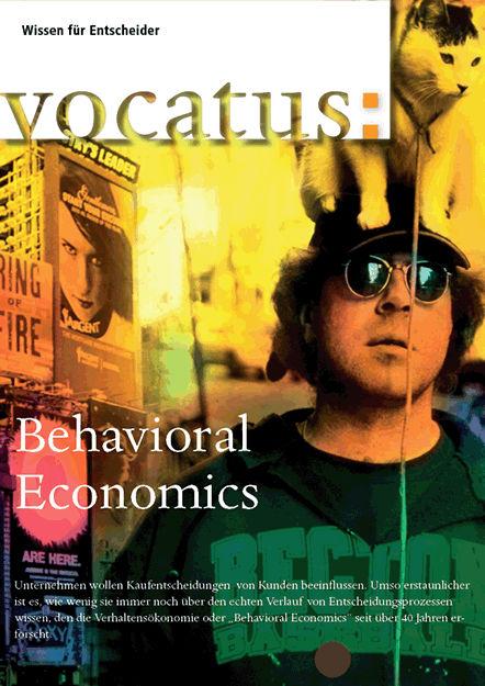 Wissen für Entscheider - Behavioral Economics - Vocatus - Preisstrategie, Vertriebsoptimierung, Behavioral Economics