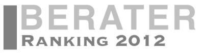 Berater Ranking 2012 - Vocatus München