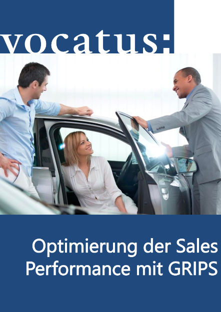 Wissen für Entscheider - Optimierung der Sales Performance mit GRIPS - Preisstrategie, Vertriebsoptimierung, Behavioral Economics