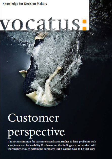 Vocatus - Knowledge for Decision Makers - Customer perspective